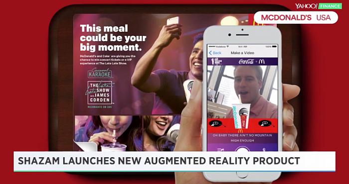 How Shazam uses augmented reality to make money